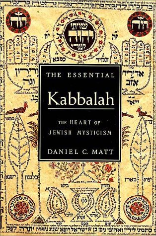 Essential Kabbalah The Heart of Jewish Mysticism  1996 edition cover