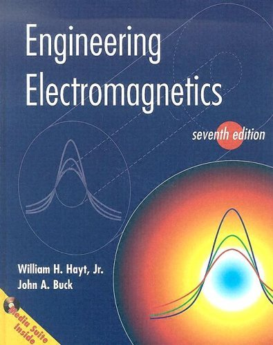 Engineering Electromagnetics  7th 2006 (Revised) edition cover