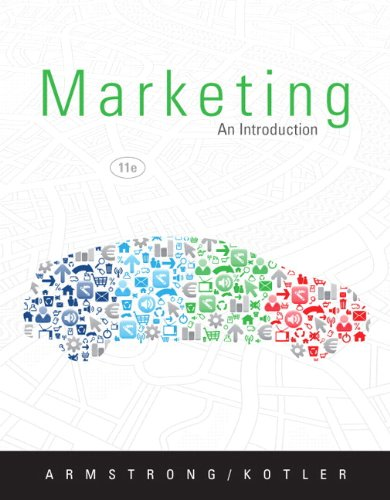Marketing + New Mymarketinglab With Pearson Etext Access Card: An Introduction  2012 9780133130638 Front Cover
