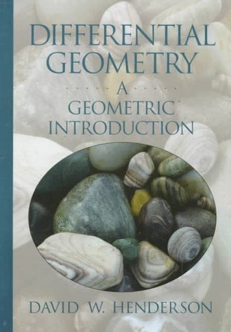 Differential Geometry A Geometric Introduction 1st 1998 9780135699638 Front Cover