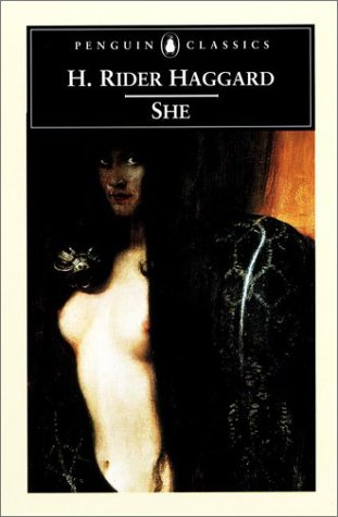 She   2001 edition cover
