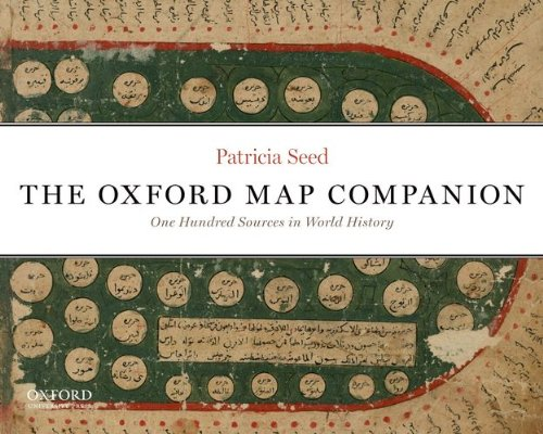 Oxford Map Companion One Hundred Sources in World History  2014 edition cover