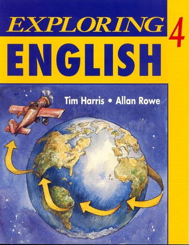 Exploring English, Level 4   1995 (Workbook) edition cover