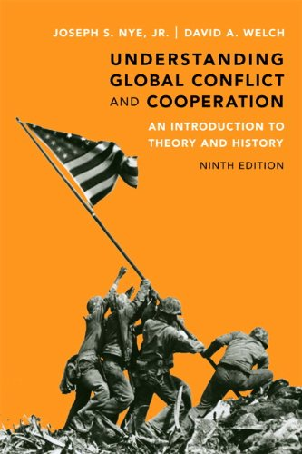 Understanding Global Conflict and Cooperation An Introduction to Theory and History 9th 2013 (Revised) edition cover