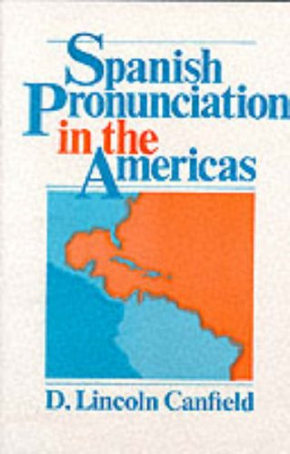 Spanish Pronunciation in the Americas  N/A edition cover