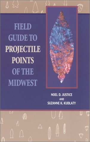 Field Guide to Projectile Points of the Midwest   2001 9780253214638 Front Cover