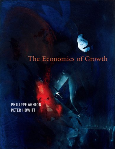 Economics of Growth   2008 9780262012638 Front Cover