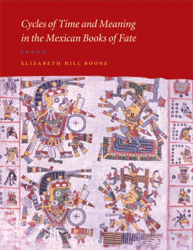 Cycles of Time and Meaning in the Mexican Books of Fate   2007 9780292712638 Front Cover