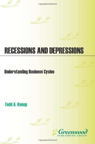 Recessions and Depressions  2nd 2010 (Revised) edition cover