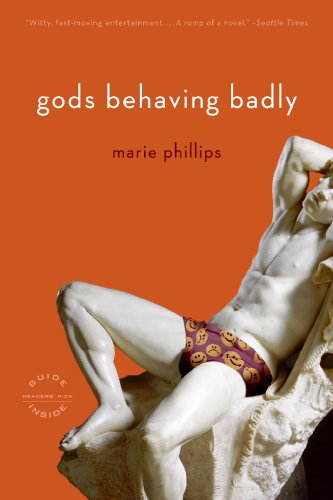 Gods Behaving Badly   2008 edition cover