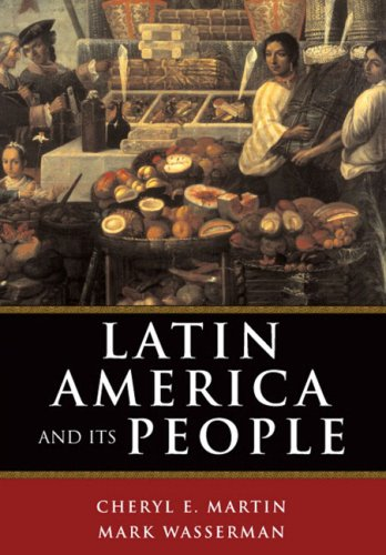 Latin America and Its People   2005 edition cover
