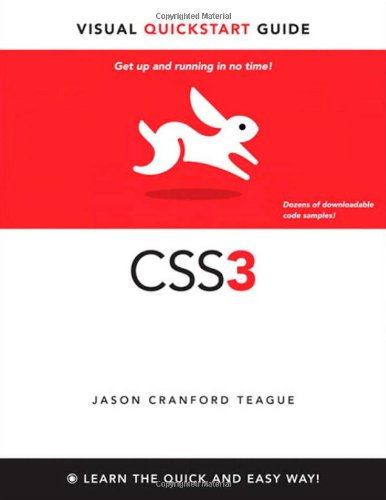 CSS3  5th 2011 (Revised) edition cover