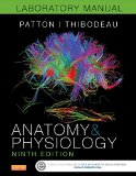 Anatomy and Physiology Laboratory Manual and E-Labs  9th 2015 edition cover