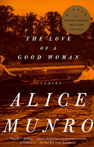Love of a Good Woman Stories  1998 edition cover