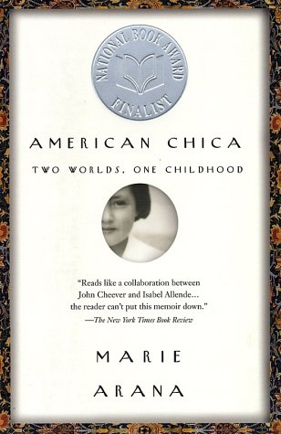 American Chica Two Worlds, One Childhood N/A edition cover