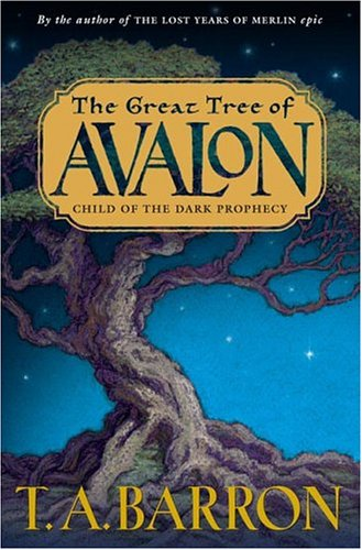 Child of the Dark Prophecy   2004 edition cover