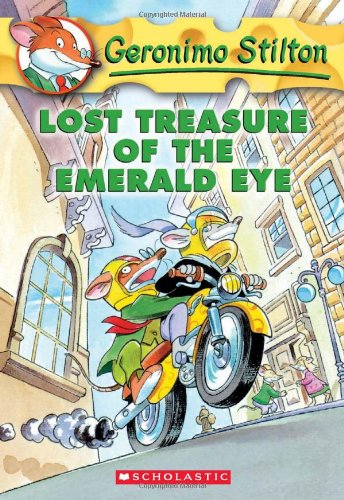 Lost Treasure of the Emerald Eye   2004 edition cover