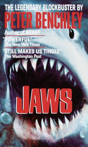 Jaws   1991 edition cover