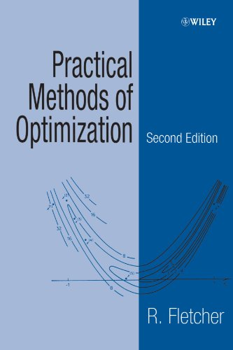 Practical Methods of Optimization  2nd 2000 (Revised) 9780471494638 Front Cover
