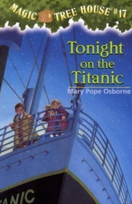 Tonight on the Titanic   1999 edition cover
