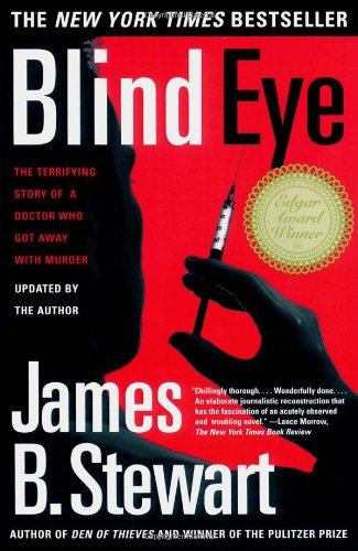 Blind Eye The Terrifying Story of a Doctor Who Got Away with Murder  2000 edition cover