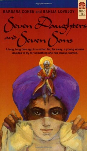 Seven Daughters and Seven Sons  Reprint  edition cover
