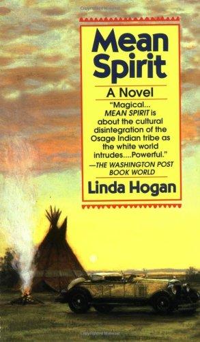 Mean Spirit  N/A edition cover