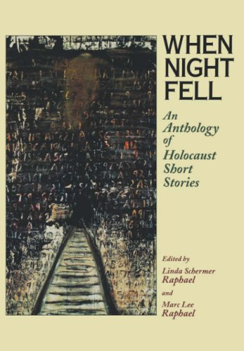 When Night Fell An Anthology of Holocaust Short Stories  1999 edition cover