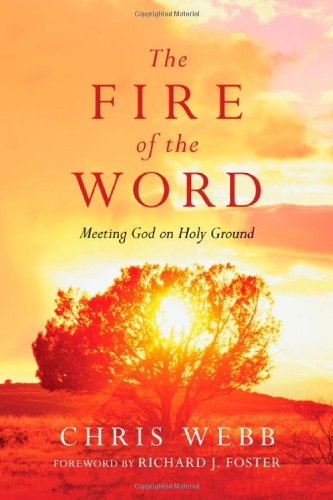 Fire of the Word Meeting God on Holy Ground  2011 edition cover