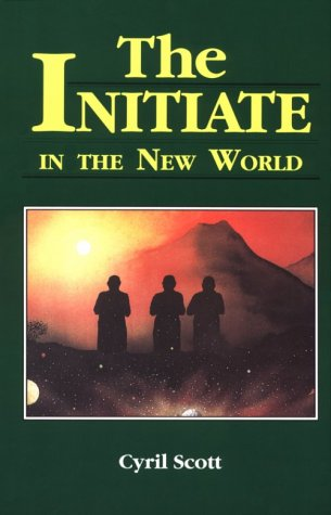 Initiate in the New World  Reprint 9780877283638 Front Cover