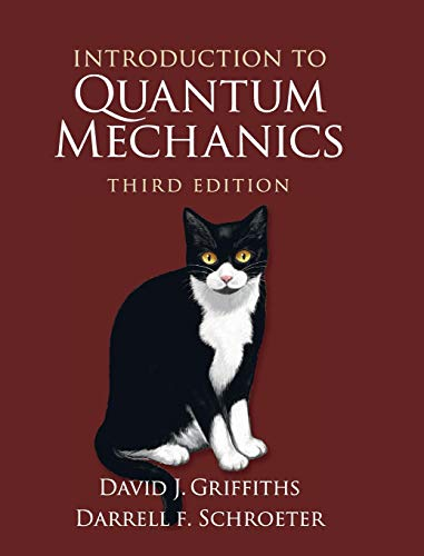 Introduction to Quantum Mechanics  3rd 2018 (Revised) 9781107189638 Front Cover