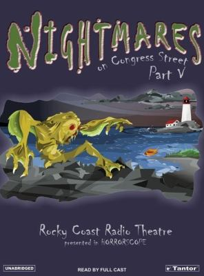 Nightmares on Congress Street: Library Edition  2006 9781400132638 Front Cover