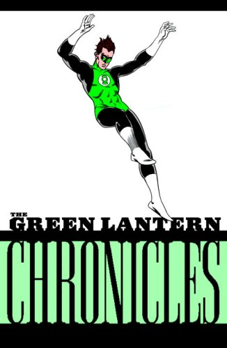 Green Lantern Chronicles, Vol. 1   2009 9781401221638 Front Cover