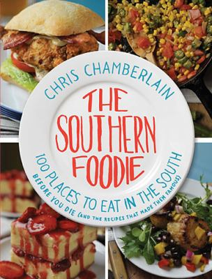 Southern Foodie   2012 9781401601638 Front Cover