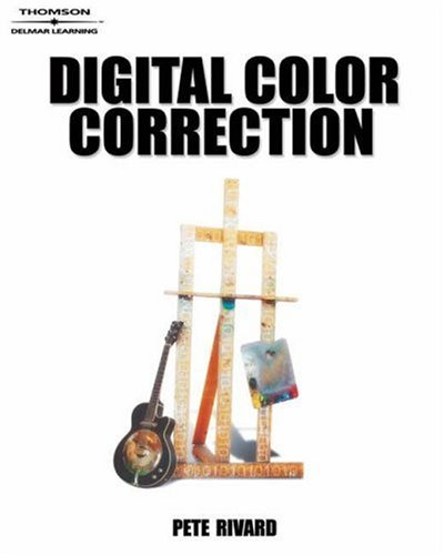 Digital Color Correction   2006 9781401896638 Front Cover