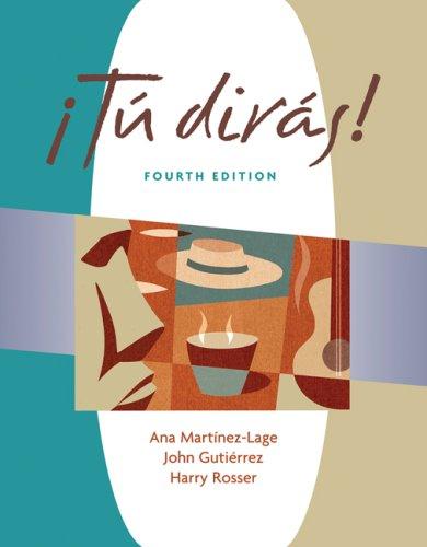 !Tu Dir�s!  4th 2007 edition cover