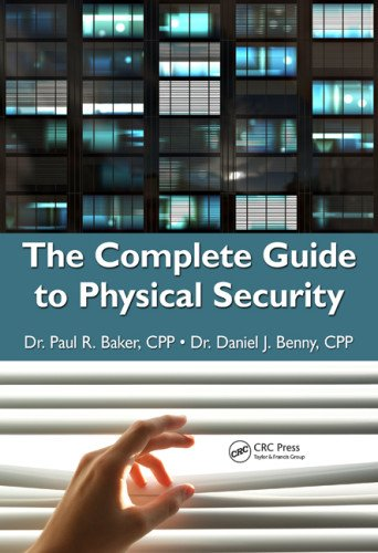 Complete Guide to Physical Security   2012 edition cover