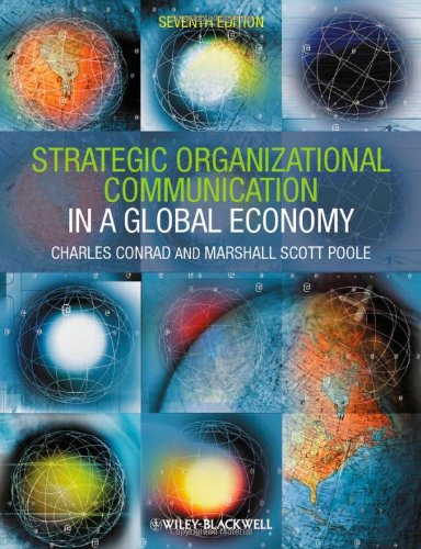 Strategic Organizational Communication In a Global Economy 7th 2011 edition cover