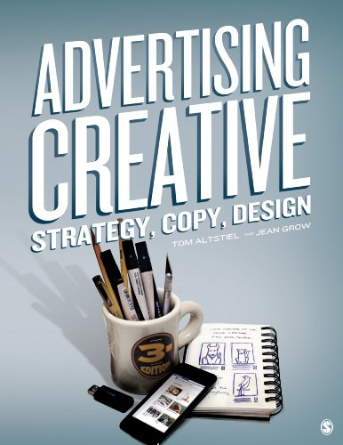 Advertising Creative Strategy, Copy, and Design 3rd 2013 edition cover