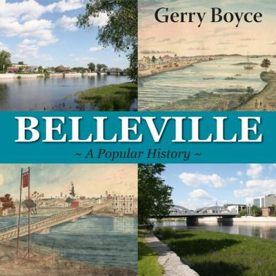 Belleville A Popular History  2008 9781550028638 Front Cover