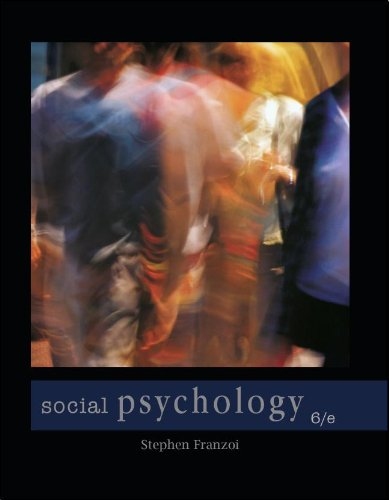 SOCIAL PSYCHOLOGY (PAPER)      N/A edition cover