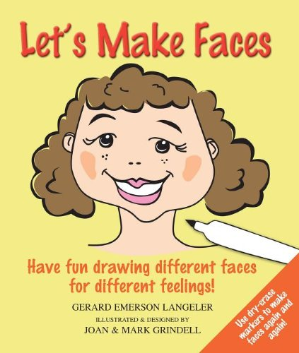 Let's Make Faces  N/A 9781932565638 Front Cover