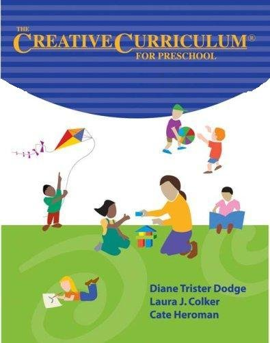 Creative Curriculum for Preschool College Edition   2009 9781933021638 Front Cover