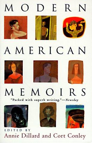 Modern American Memoirs  N/A edition cover