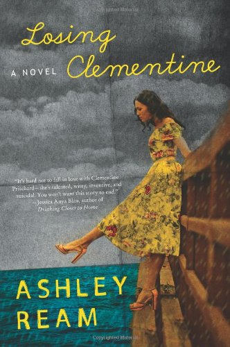 Losing Clementine A Novel  2012 9780062093639 Front Cover