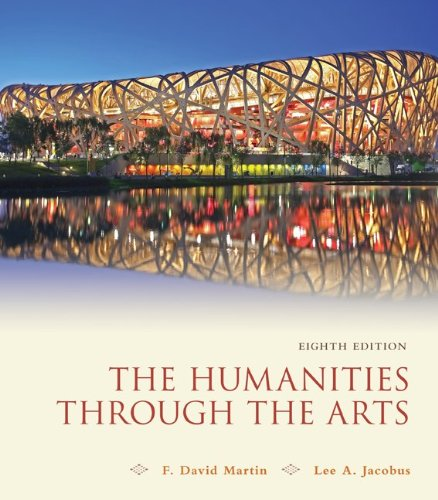 Humanities Through the Arts  8th 2011 edition cover