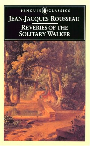 Reveries of the Solitary Walker   2004 edition cover