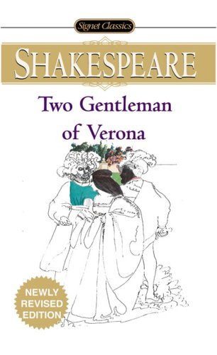 Two Gentlemen of Verona  N/A edition cover