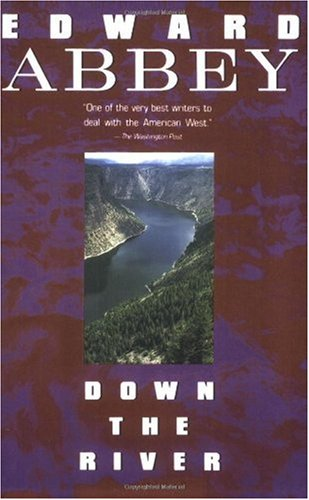 Down the River   1991 edition cover