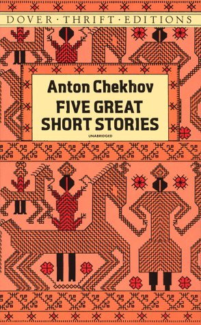 Five Great Short Stories   1990 9780486264639 Front Cover